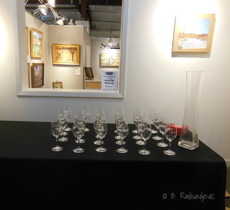 Art After Dark In Paso Robles, California