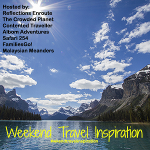 Weekend Travel Inspiration Badge