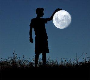 Adrian Limani, Moon photography