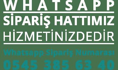 Aca Metal Whatsapp Sipariş Hattı - 0 545 385 63 40