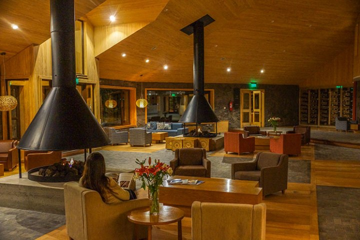 Lounge em Corralco Mountain & Ski Resort