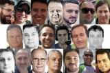 Jornalistas brasileiros lideram número de mortos em 2016
