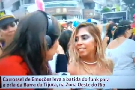 """Carioca: """"Era pra eu estar em Salvador"""""""