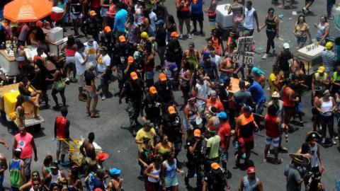 Associação dos Cabos e Soldados da PM não confirma efetivo divulgado pelo governador