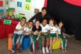 Jogador Daniel Alves participa de projeto desenvolvido por Escola Municipal de Petrolina