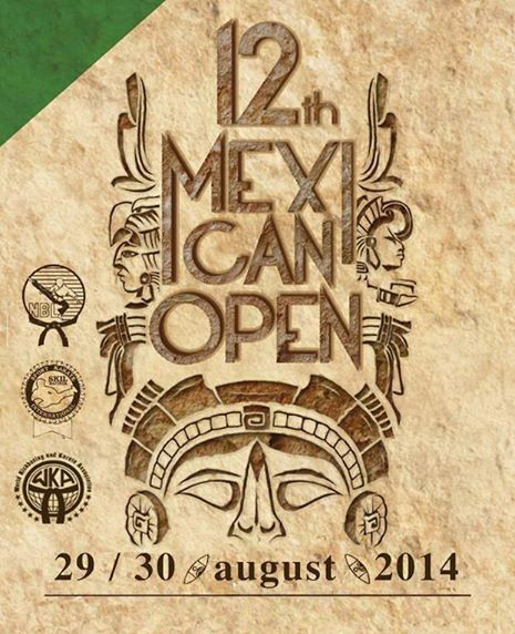 Poster Mexican Open 2014
