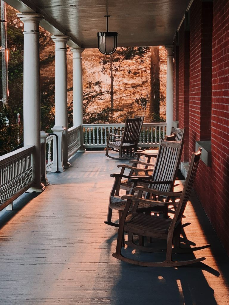 On The Porch