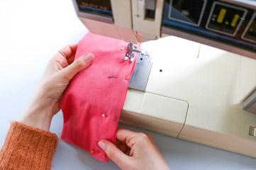 DIY // Comment coudre des chaussettes en velors // How to sew velvet socks // A Cardboard Dream