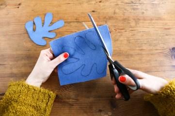 DIY // Comment réaliser des porte-épingles façon Matisse // How to make Matisse inspired pincushions // Free printable // A Cardboard Dream blog
