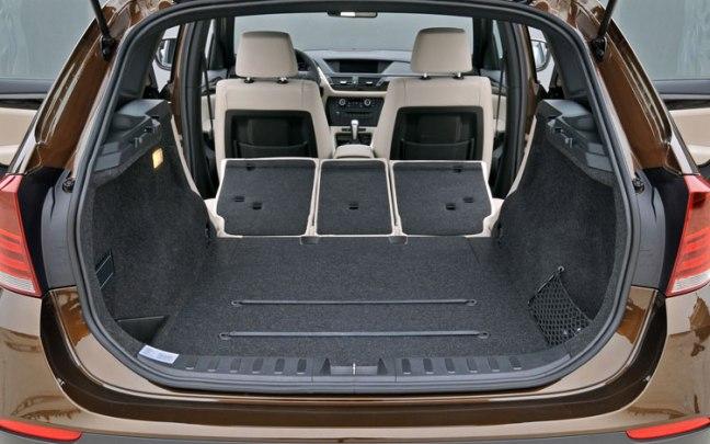 BMW-x1-cargo-area-rear-seats-folded