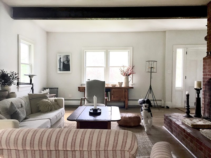 Home Tour: The Eclectic Hudson Valley