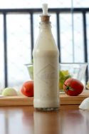 receita fácil de molho ranch para saladas
