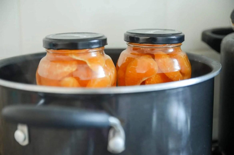receita de tangerina em calda - bergamota, mexerika ponkan