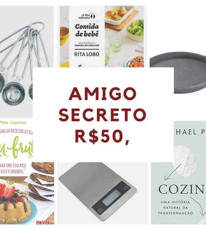 7 presentes incríveis para o amigo secreto foodie de até R$50,00