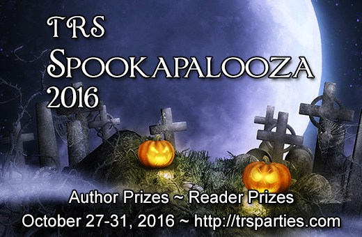 Spookapalooza – Blog Festival and a Giveaway