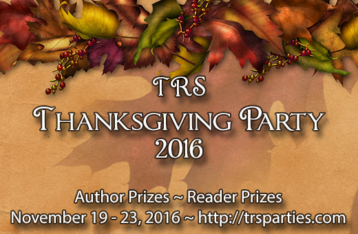 Happy Thanksgiving!  A Blog Festival and Giveaway