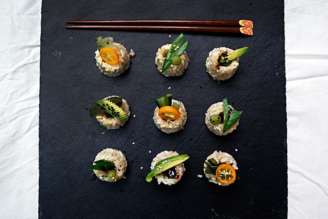 Sushi Gugelhupf