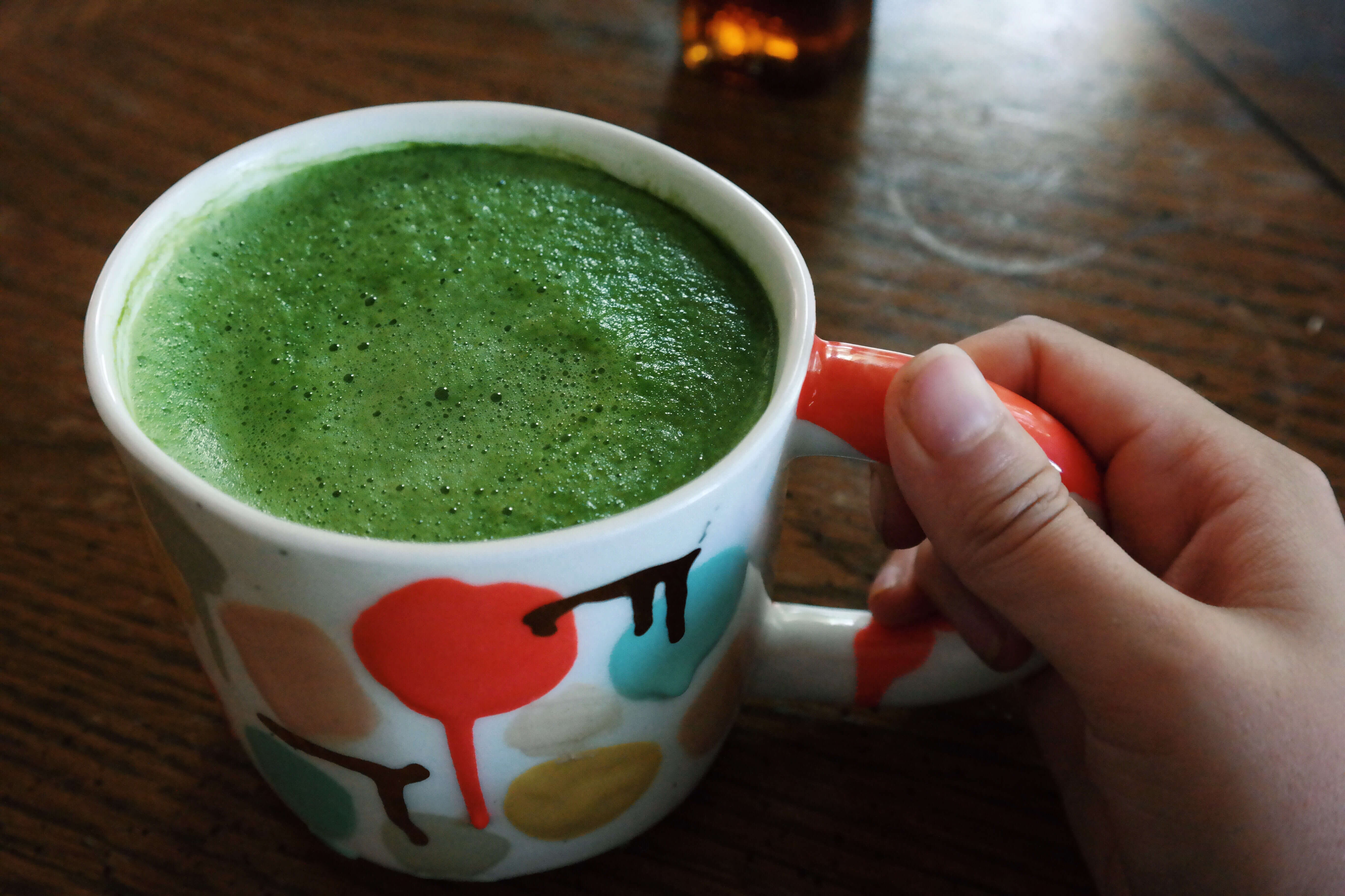 How to Make a Matcha Latte in 5 Minutes