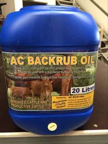 ac oil