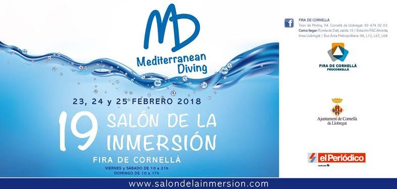 ACBEA XX Salón de la Inmersión2019 en Cornellá – Mediterranean Diving