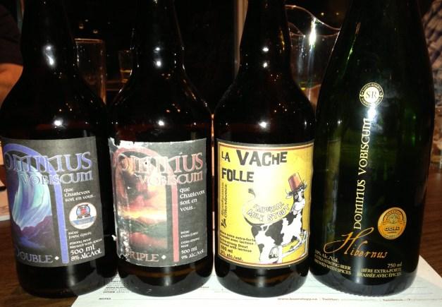 Beerthief - The Beers