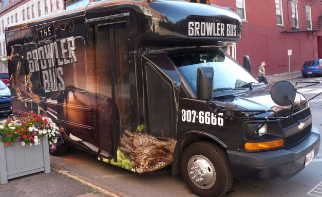 Growler Bus