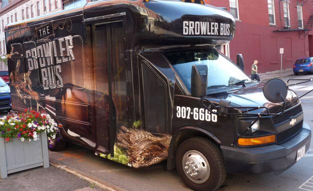 Growler Bus