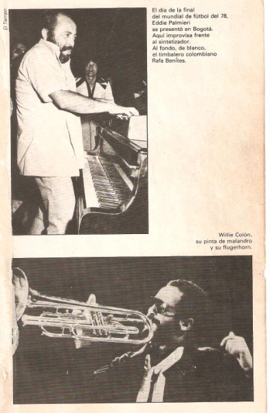EL LIBRO LA SALSA DE JOSE ARTEAGA 1990 (4/6)