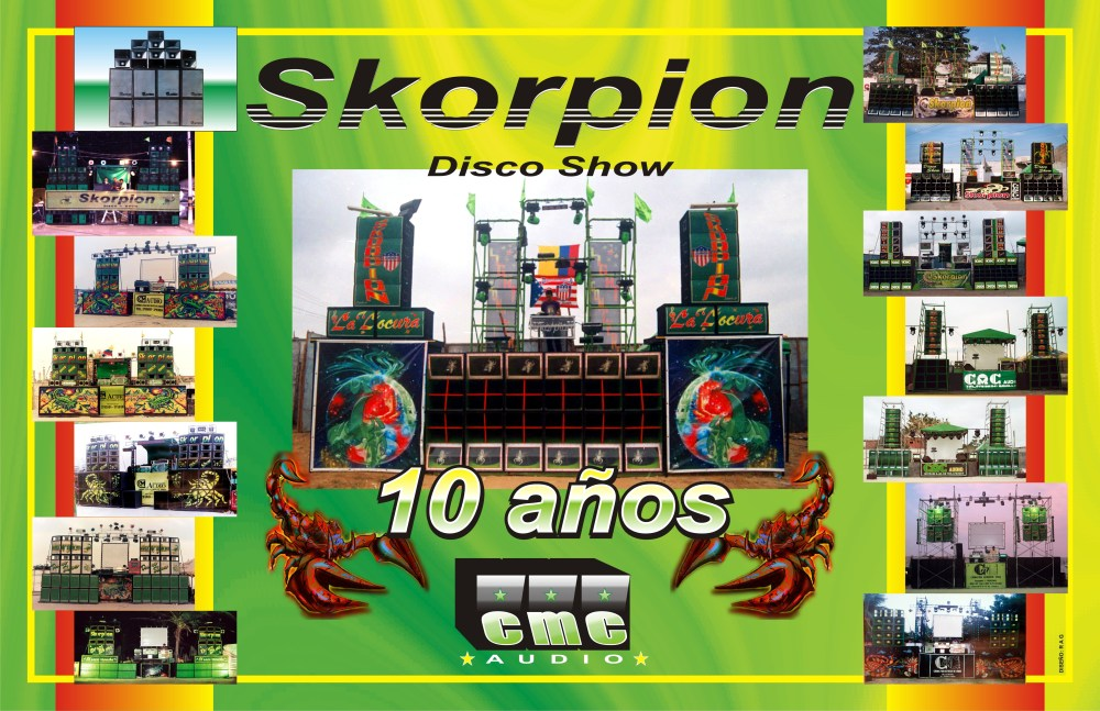 Skorpion Disco Show - El Fidel