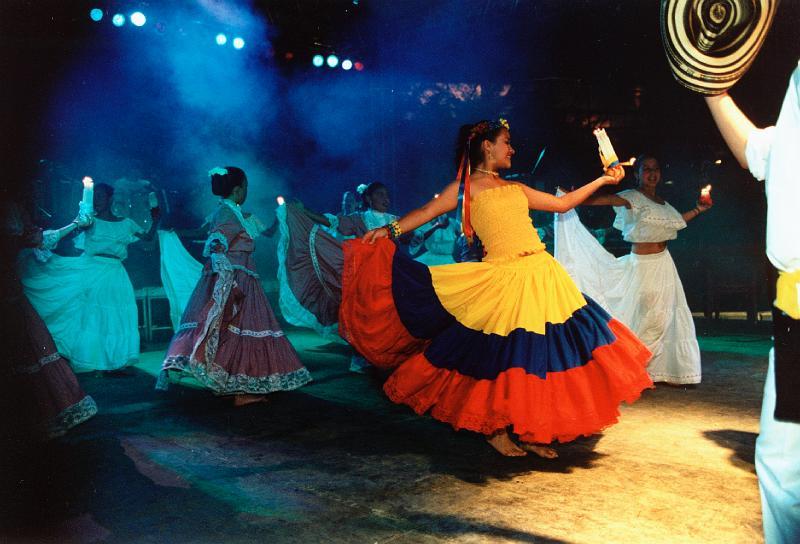 La Influencia de los Afrocolombianos a la Cultura Nacional (2/4)