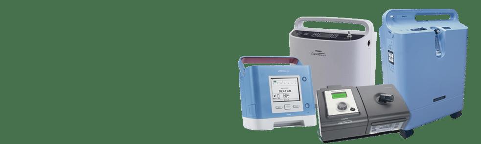 Respironics Respiratory Equipment