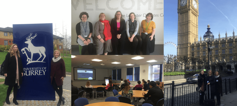 A UK academic tour for the ACBRD