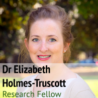 ACBRD website staff photos - with names and affilication _Elizabeth Holmes-Truscott