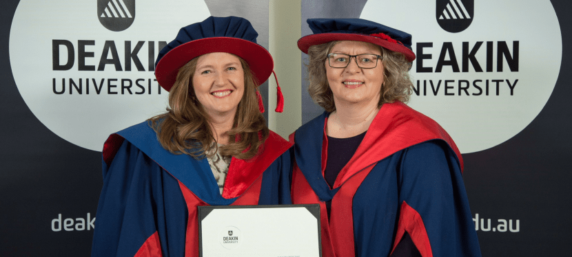 The ACBRD celebrates the graduation of Dr Amelia Lake