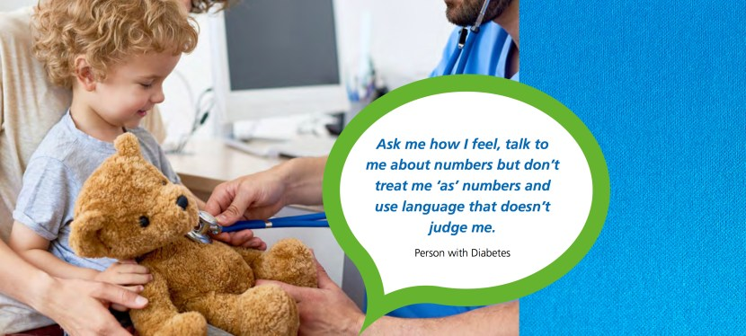 The power of language: what is the evidence for changing the way we talk about diabetes?