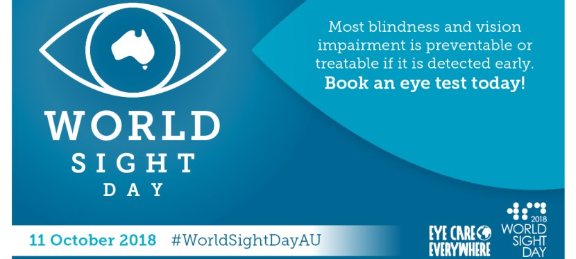 This World Sight Day we celebrate international recognition of The ACBRD in prevention of vision loss from diabetic retinopathy