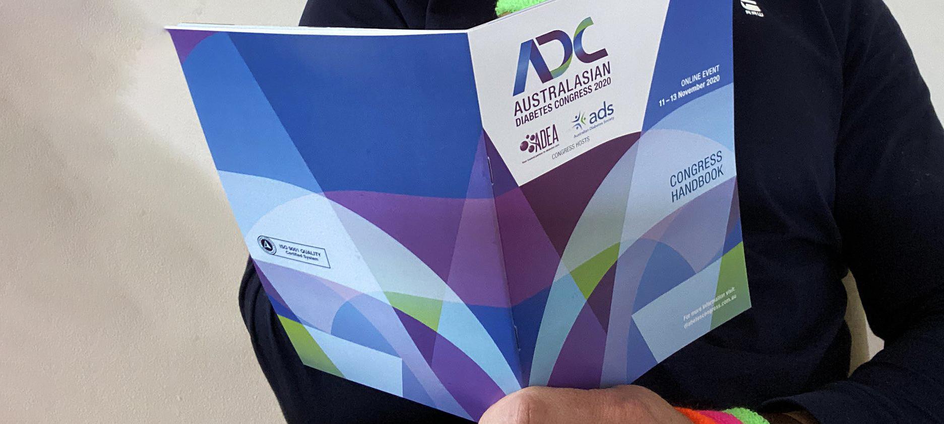 ACBRD at the virtual Australasian Diabetes Congress (ADC)