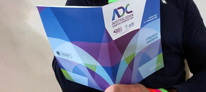 ACBRD at the virtual Australasian Diabetes Congress (ADC)