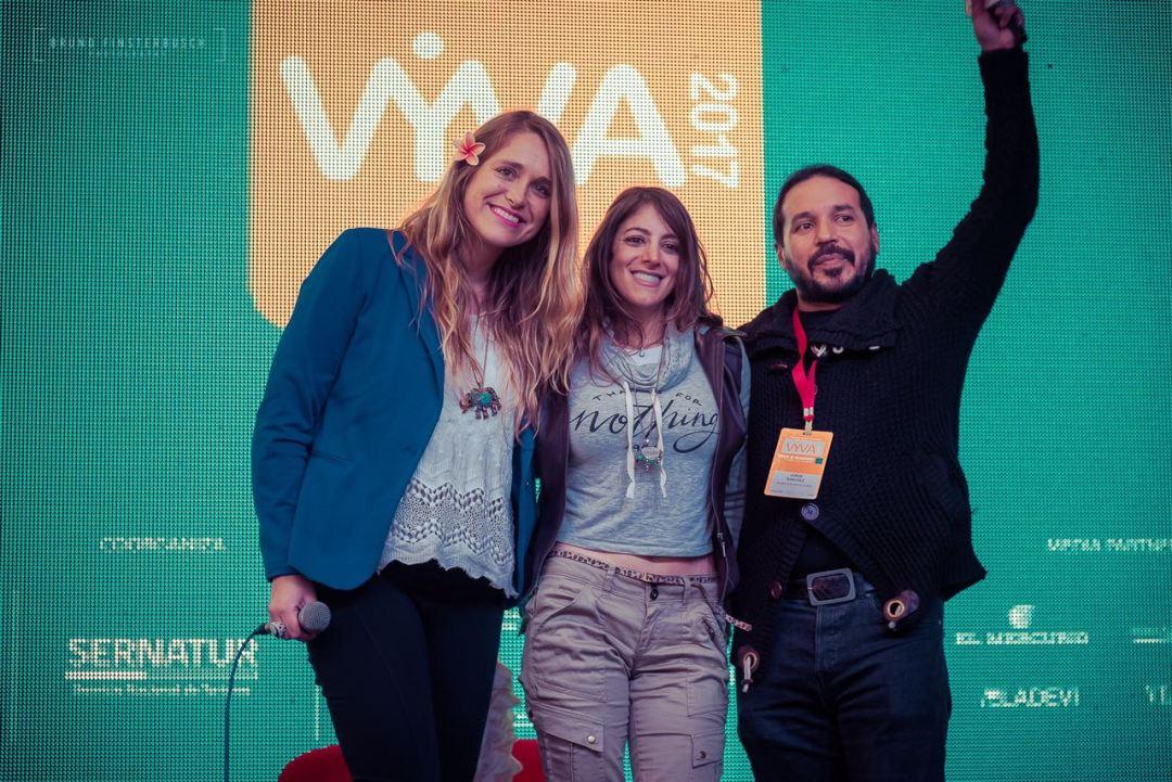 Feria Vyva Chile ACBV Travel BLOGGERS