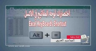 اختصارات لوحه المفاتيح في الاكسل Excel KeyBoards Shortcut,Excel KeyBoards Shortcut,اختصارات Excel 2016 PDF,أسرار Excel,دالات برنامج Excel,جميع إختصارات الكيبورد PDF,اختصارات الكيبورد,اختصار دمج الخلايا في Excel,جميع إختصارات الكيبورد pdf,اختصارات لوحه المفاتيح في الاكسل Excel KeyBoards Shortcut,Excel KeyBoards Shortcut,اختصارات Excel 2016 PDF,أسرار Excel,دالات برنامج Excel,جميع إختصارات الكيبورد PDF,اختصارات الكيبورد,اختصار دمج الخلايا في Excel,جميع إختصارات الكيبورد pdf