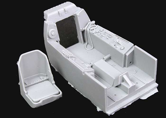 Fw 190a 8 Cockpit Set Review By Brett Green Mdc 1 32