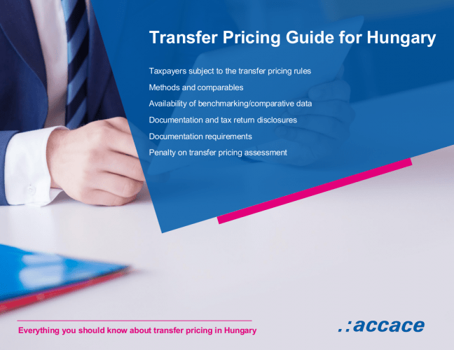 Transfer Pricing Guide for Hungary