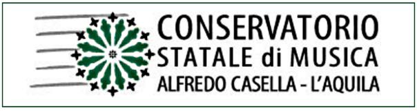 logo del Conservatorio de L'Aquila