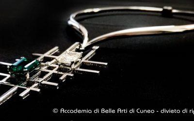 Athena – design di gioiello dagli studenti dell'Accademia di Belle Arti di Cuneo