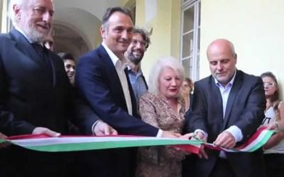 Inaugurazione della sede di Alba