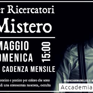 irene belloni - richard stems -accademia biellese - mistero -corso -biella -white rabbit event -università - laura fezia - biglino -caranzano
