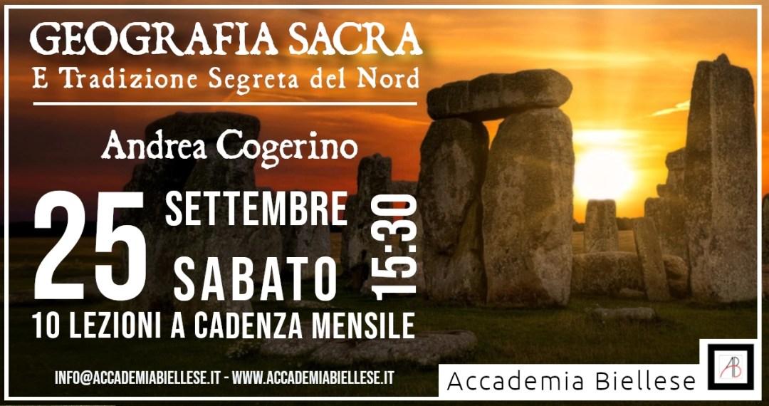 geografia sacra - andrea cogerino -biella -corso -white rabbit event -accademia -biglino