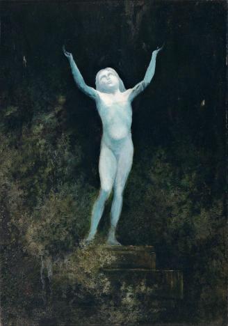 Die Erscheinung, 1890