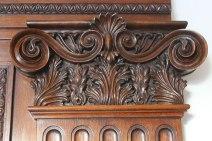 Capitello di lesena della sala da ballo dell'Am Hof ricostruito e rifinito