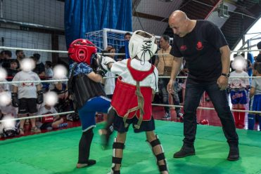 Bambini Potenza Combat Event 2016